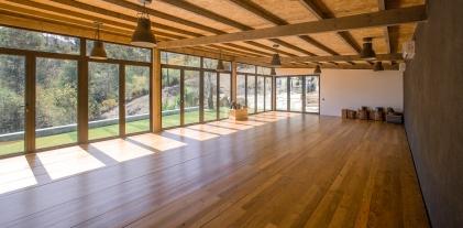 A taste of Happiness - yoga studio