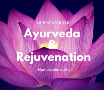 Ayurveda & Rejuvenation afb