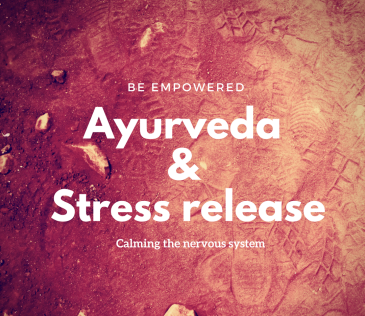 Ayurveda & stress release afb