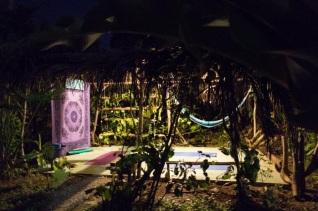 My own yogaplace Alma Yoga in Costa Rica