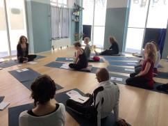 Detox workshop at Samana Yoga Center
